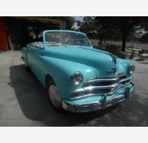1950 Plymouth Other Plymouth Models for sale 101267941