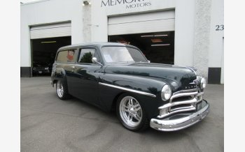 1950 Plymouth Other Plymouth Models for sale 101325386