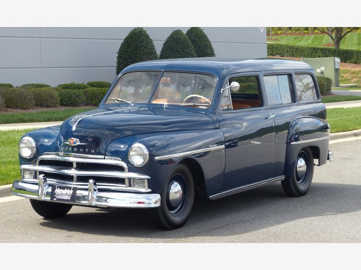 1950 Plymouth Other Plymouth Models for sale near Charlotte