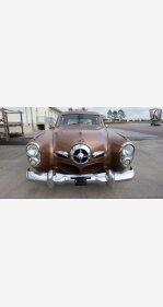 1950 Studebaker Commander for sale 101448936