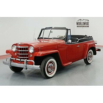 1950 Willys Jeepster for sale 100997320