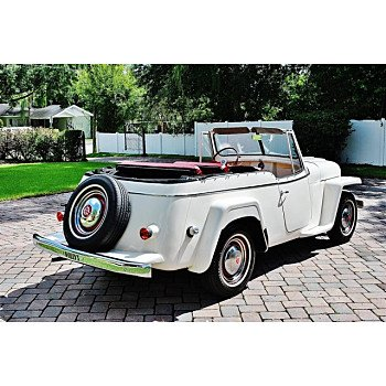 1950 Willys Jeepster for sale 101009580