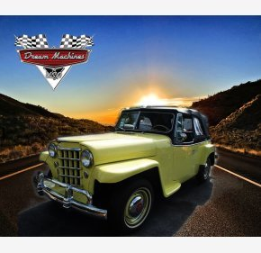 1950 Willys Jeepster for sale 101338664