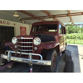 1950 Willys Jeepster for sale 100823430