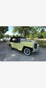 1950 Willys Jeepster for sale 101105082