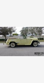1950 Willys Jeepster for sale 101170081