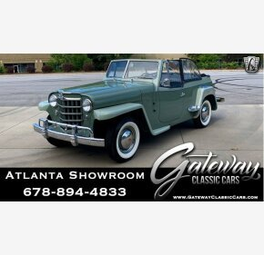 1950 Willys Jeepster for sale 101203077