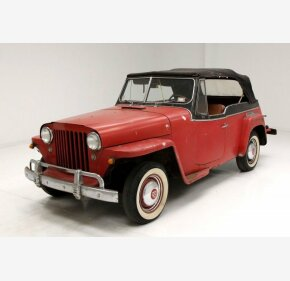 1950 Willys Jeepster for sale 101203823
