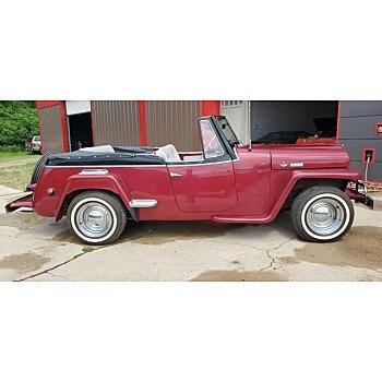 1950 Willys Jeepster for sale 101336997