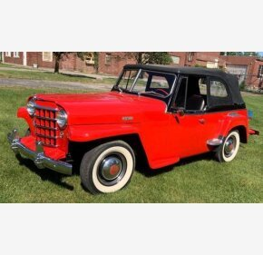 1950 Willys Jeepster for sale 101350592