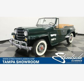 1950 Willys Jeepster for sale 101400152