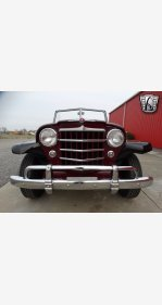 1950 Willys Jeepster for sale 101443743