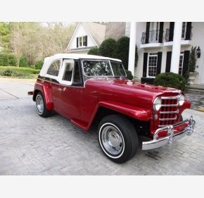 1950 Willys Jeepster for sale 101452107
