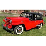 1950 Willys Jeepster for sale 101583148