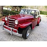 1950 Willys Jeepster for sale 101583285