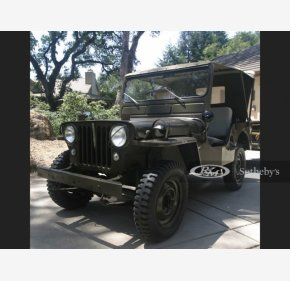 1950 Willys Other Willys Models for sale 101327645