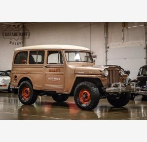 1950 Willys Other Willys Models for sale 101440904
