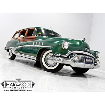 1951 Buick Roadmaster for sale 101369538