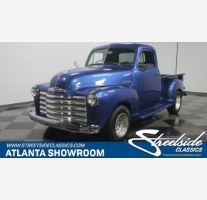 1951 Chevrolet 3100 for sale 101033325