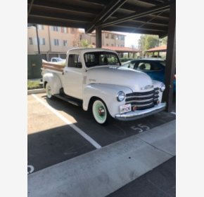 1951 Chevrolet 3100 for sale 101056227