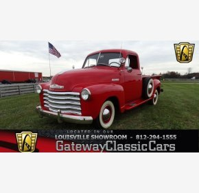 1951 Chevrolet 3100 for sale 101060218