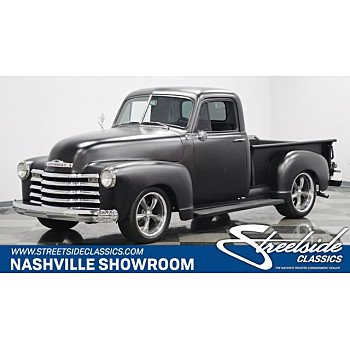 1951 Chevrolet 3100 for sale 101371661