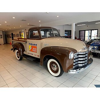 1951 Chevrolet 3100 for sale 101616699