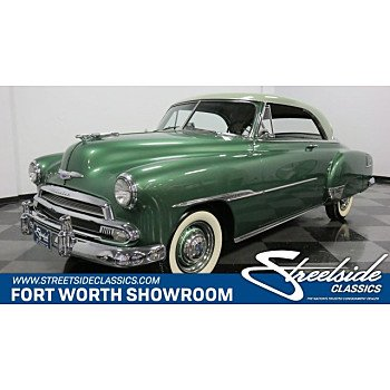 1951 Chevrolet Bel Air for sale 101204683