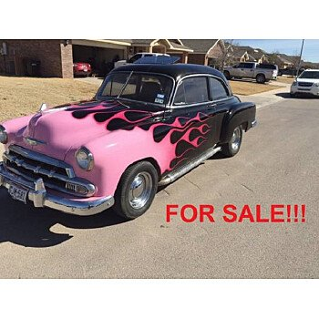 1951 Chevrolet Deluxe for sale 101534937