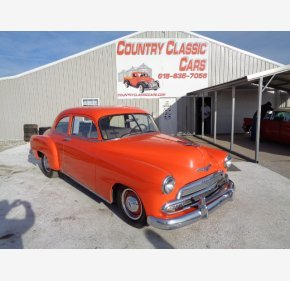 1951 Chevrolet Fleetline for sale 101278704