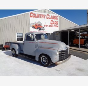 1951 Chevrolet Other Chevrolet Models for sale 101222442