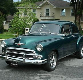 1951 Chevrolet Styleline for sale 100995625