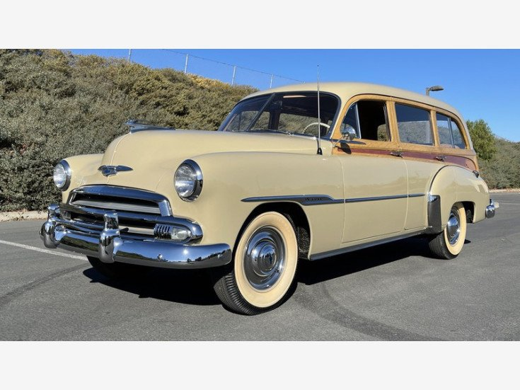 1951 Chevrolet Styleline for sale 101425963