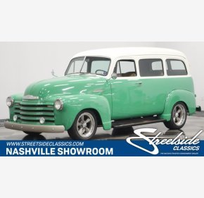 1951 Chevrolet Suburban for sale 101406867