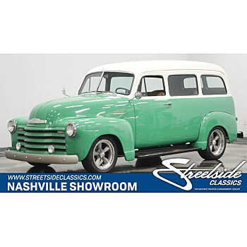 1951 Chevrolet Suburban for sale 101406867