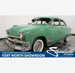 1951 Ford Custom Deluxe for sale 101405274