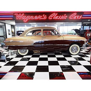 1951 Ford Custom Deluxe for sale 101492616