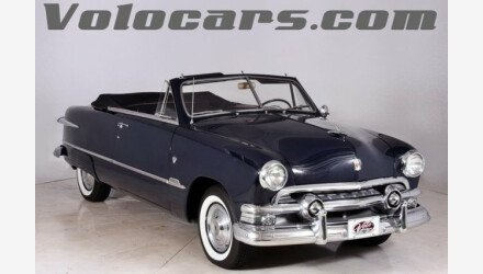 1951 Ford Custom for sale 100910641