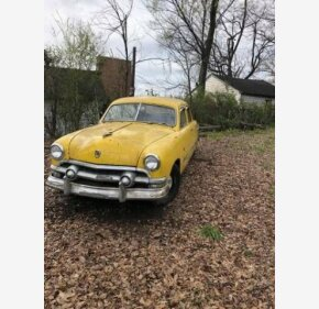 1951 Ford Custom for sale 101110034