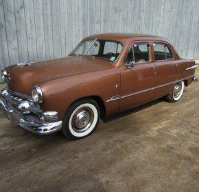 1951 Ford Custom Classics For Sale Classics On Autotrader