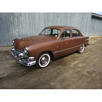 1951 Ford Custom for sale 101113959