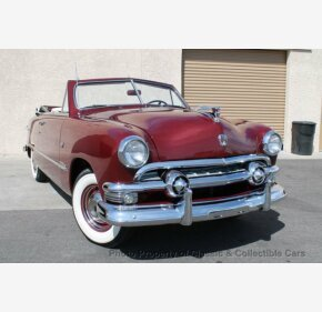 1951 Ford Custom for sale 101194817
