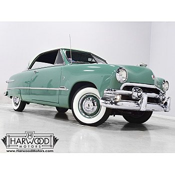 1951 Ford Custom for sale 101392248