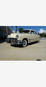 1951 Ford Custom for sale 101465416