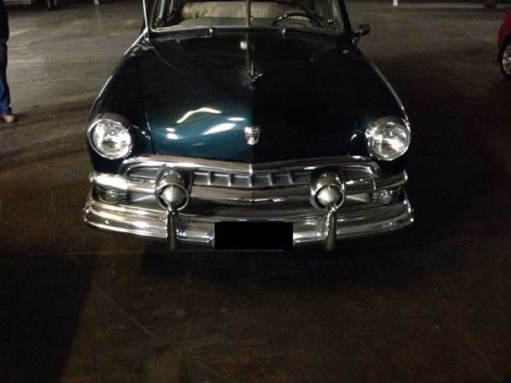 1951 Ford Custom for sale 101573421
