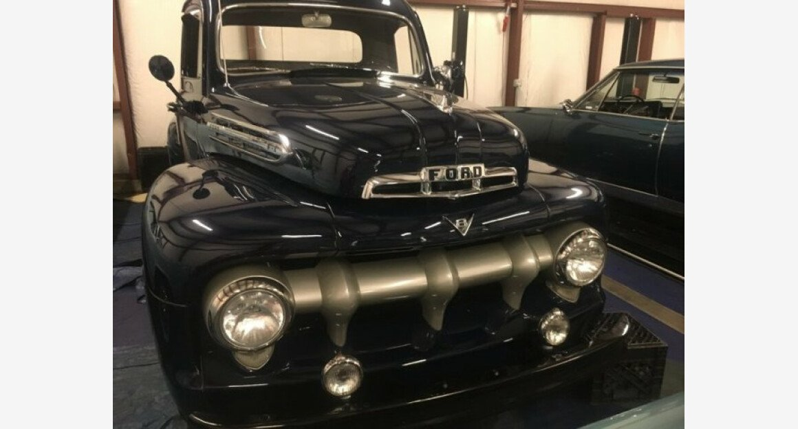 1951 Ford F1 for sale 101042322