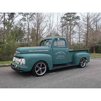1951 Ford F1 for sale 101287294