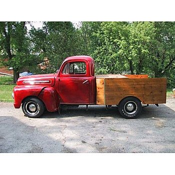 1951 Ford F1 for sale 101573345