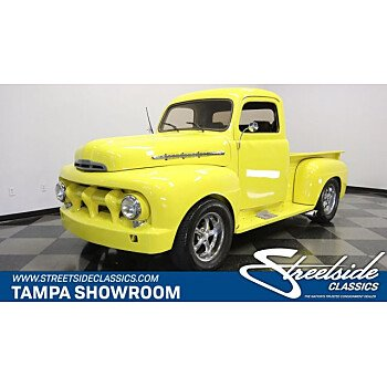 1951 Ford F1 for sale 101612637
