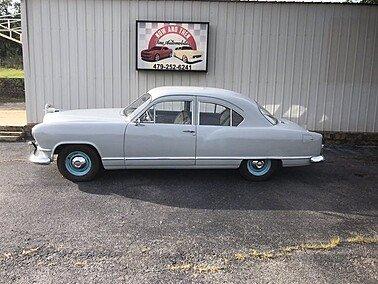 1951 Kaiser Deluxe for sale 101542318